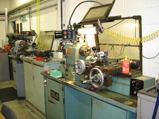 cnc services Slough